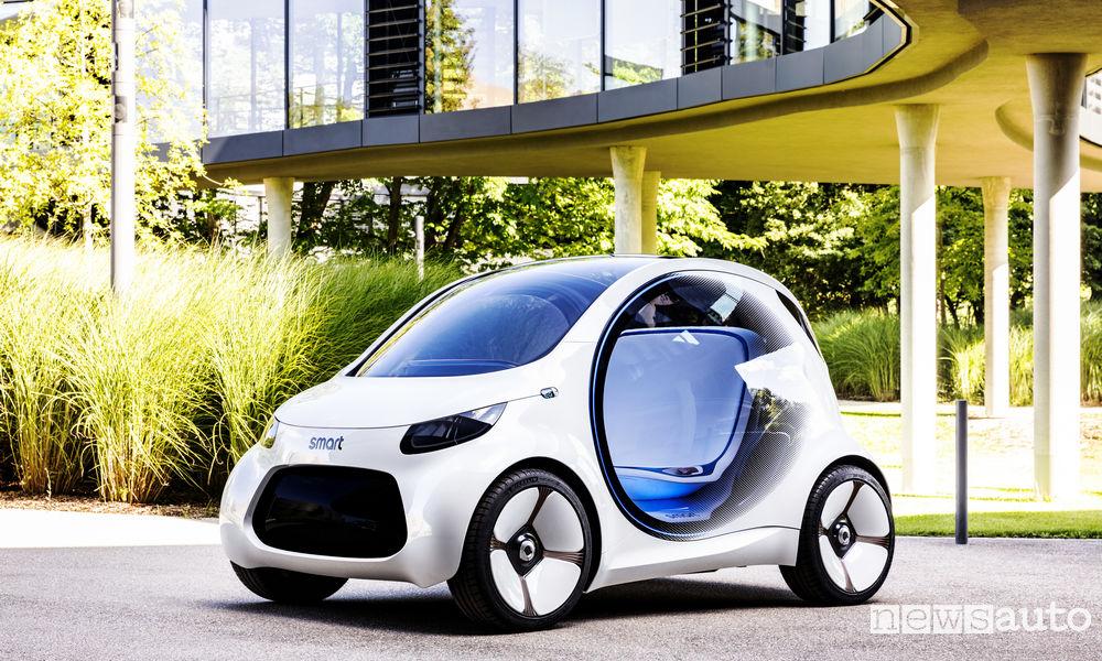 Photo of Dal 2020 smart solo elettrica
