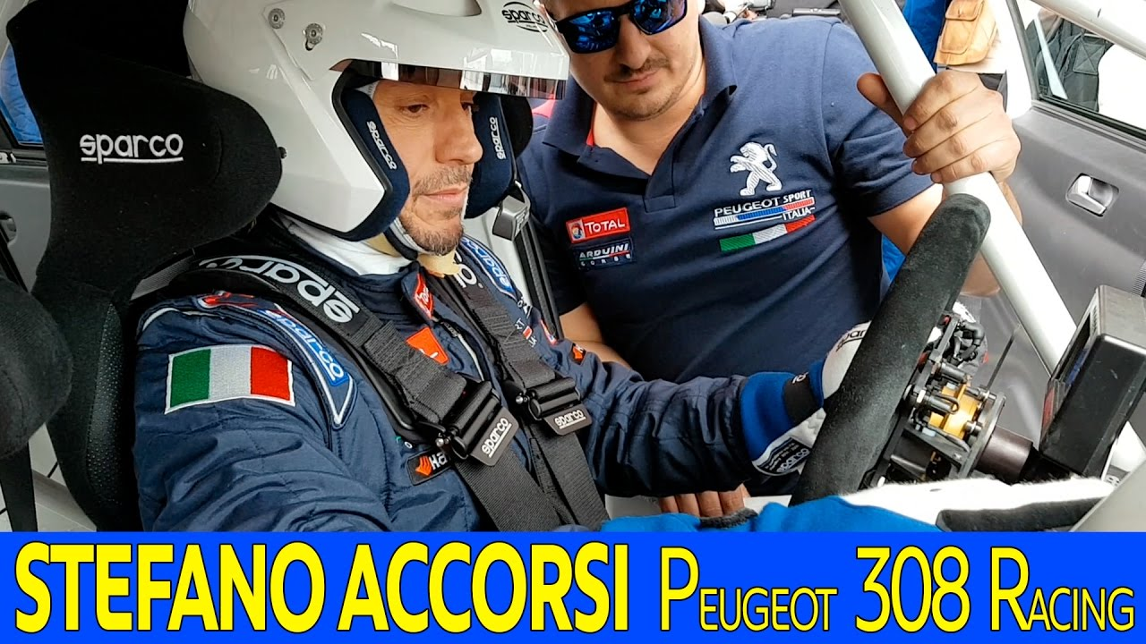 Photo of VIDEO Accorsi Attore Pilota | Test Peugeot 308 Racing Cup
