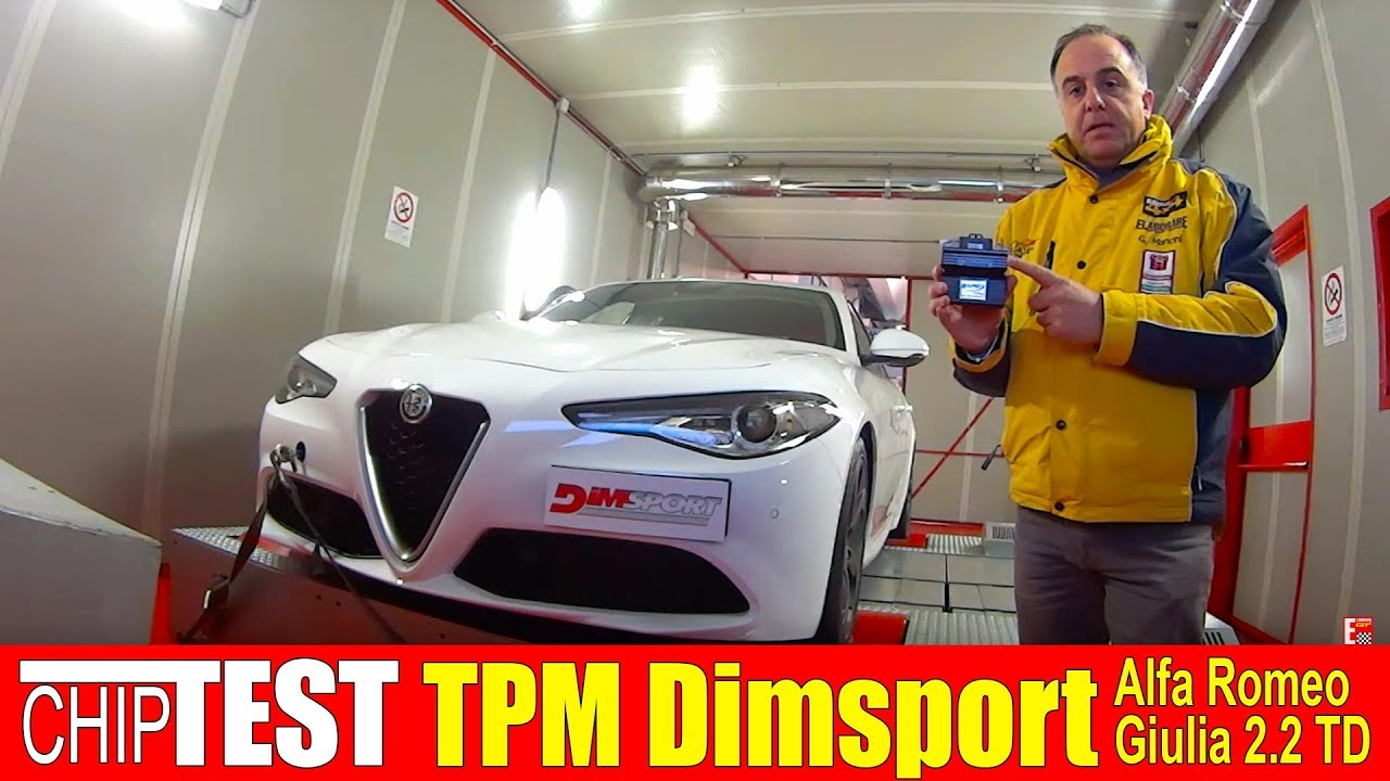 Photo of VIDEO Alfa Romeo Giulia 2.2 Turbo Diesel AT8 || Ecu Tuning