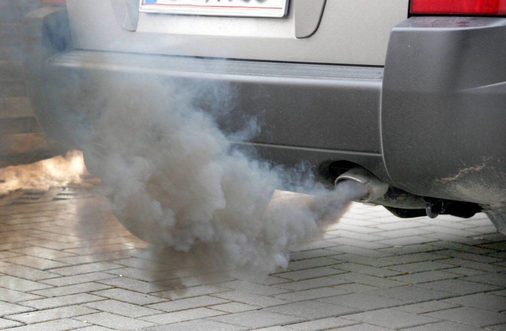 Effetti CO2 nell'ambiente