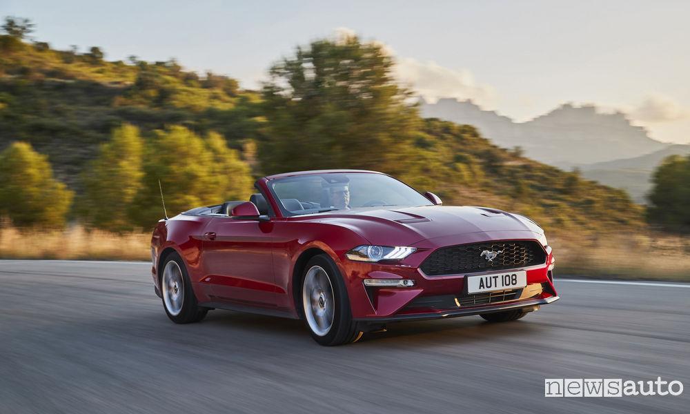 Auto Cabrio 2018 Ford Mustang Cabrio
