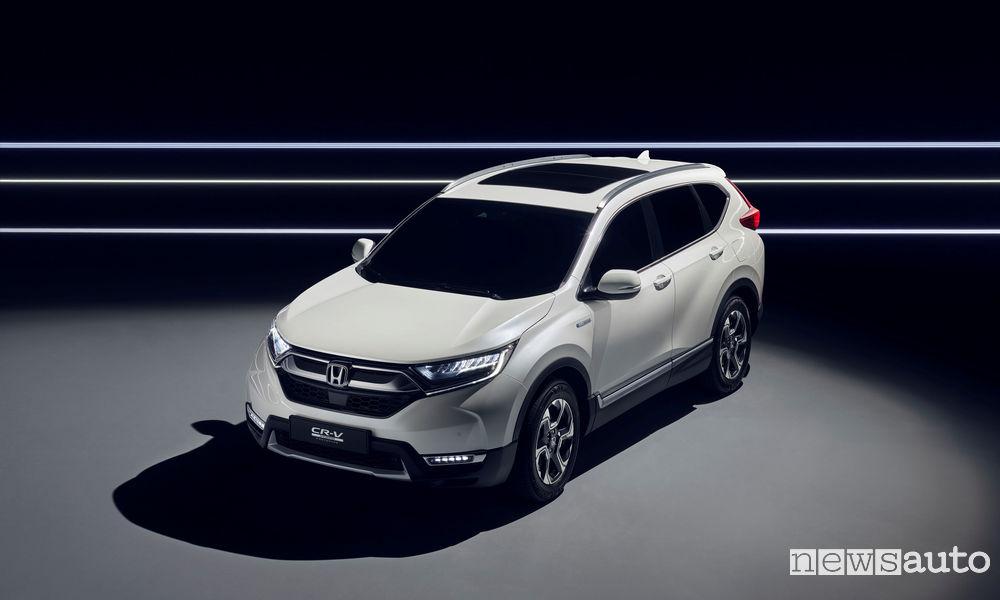 Photo of Honda CR-VHybrid al Salone di Francoforte