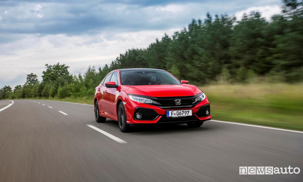 Questa è la Honda Civic Typer R attuale
