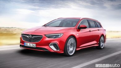 Photo of Nuova Opel Insignia GSi Sports Tourer