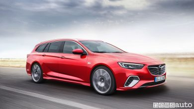 Photo of Le foto della nuova Opel Insignia GSi Sports Tourer