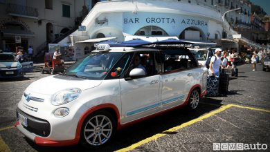 Photo of Castagna Tiberio GranOpen taxi Capri