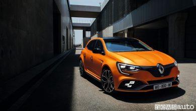 Photo of Le foto della nuova Renault Mégane R.S.