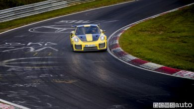 Photo of Porsche foto record 911 GT2 RS Nürburgring