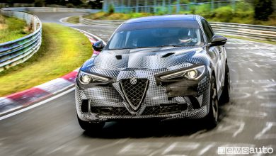 Photo of Record Nurburgring Alfa Romeo Stelvio Quadrifoglio