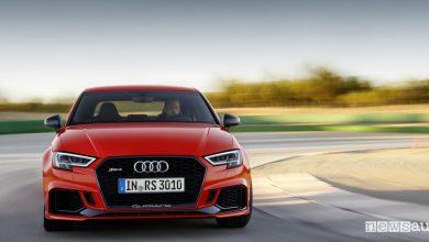 Audi ad Auto e Moto d'Epoca TT RS