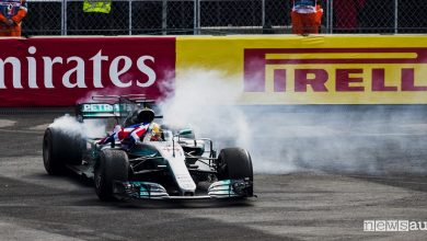 Photo of F1 Messico 2017 Hamilton Campione del Mondo!