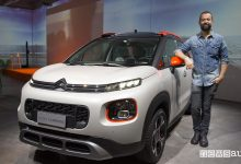 Fabio Volo con Citroën