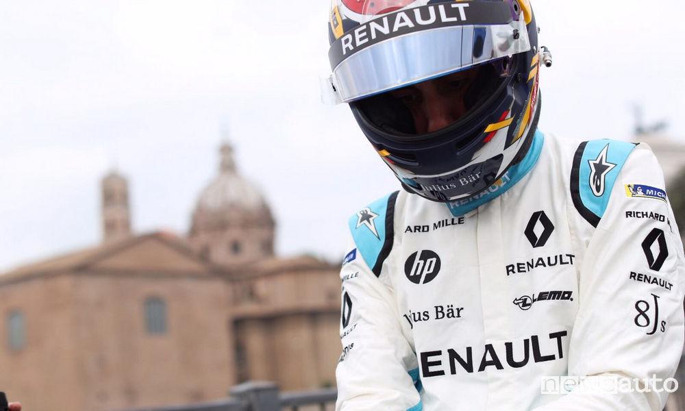 Roma E-Prix 2018 Formula E Sébastien Buemi