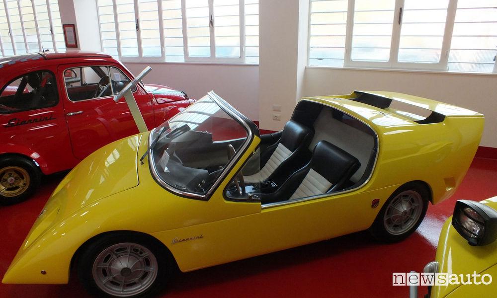 100 anni della Giannini a Vallelunga prototipo Sirio