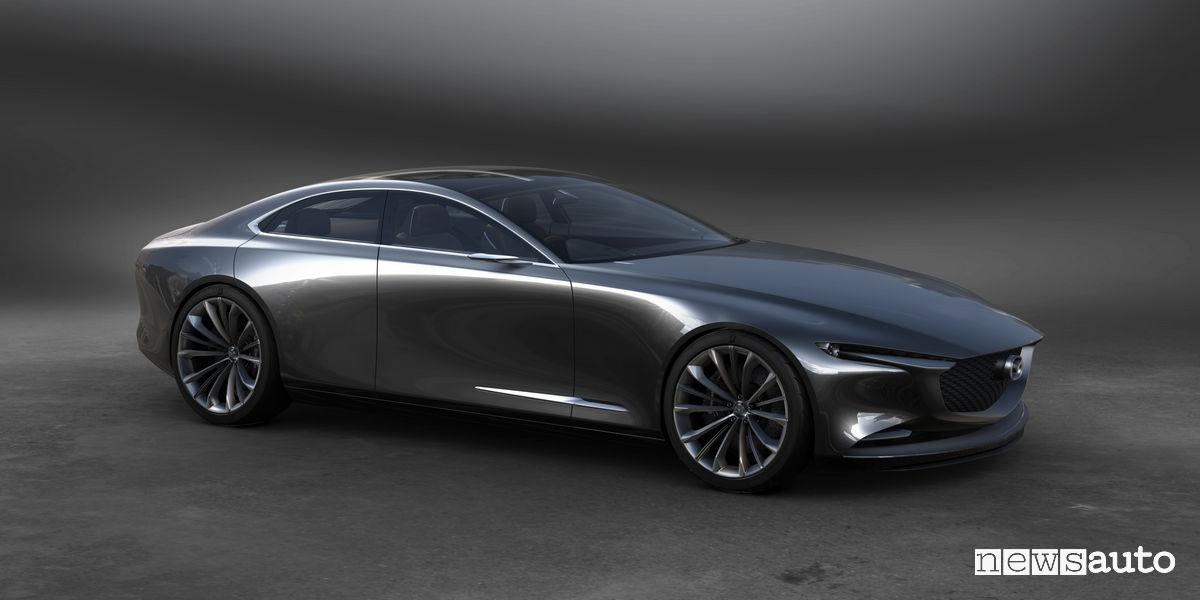 Concept Mazda al Salone di Tokyo: Vision Coupe