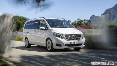 Photo of Foto Mercedes-Benz Classe V