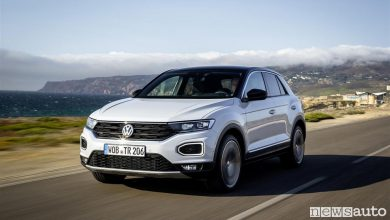 Photo of Volkswagen T Roc crossover 4×4