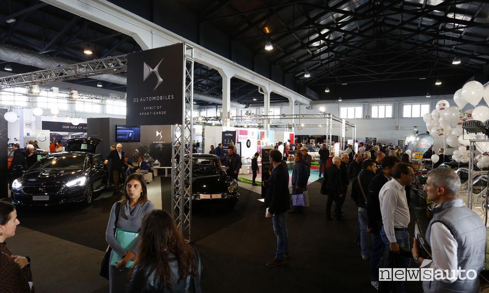 Programma Auto e Moto d'Epoca Padova