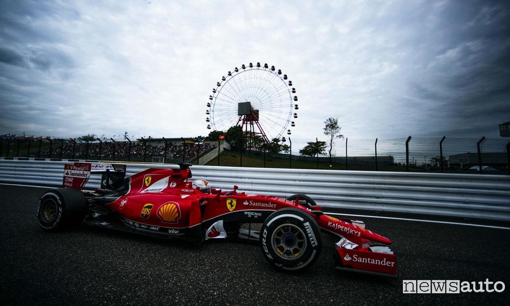 Orari Gp Giappone F1 2018