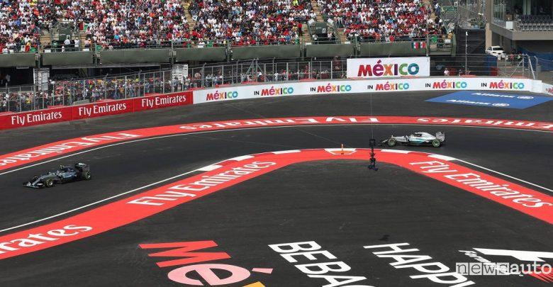 F1 Gp Messico 2017 orari TV
