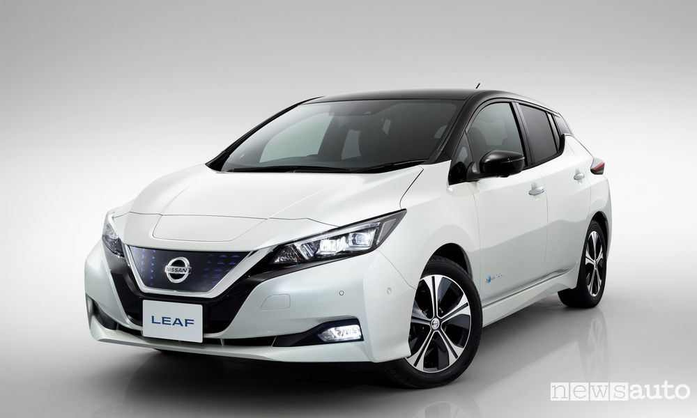 Auto nuove 2018 Nissan Leaf
