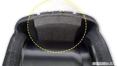 Pneumatici invernali Dunlop con tecnologia Noise Shield