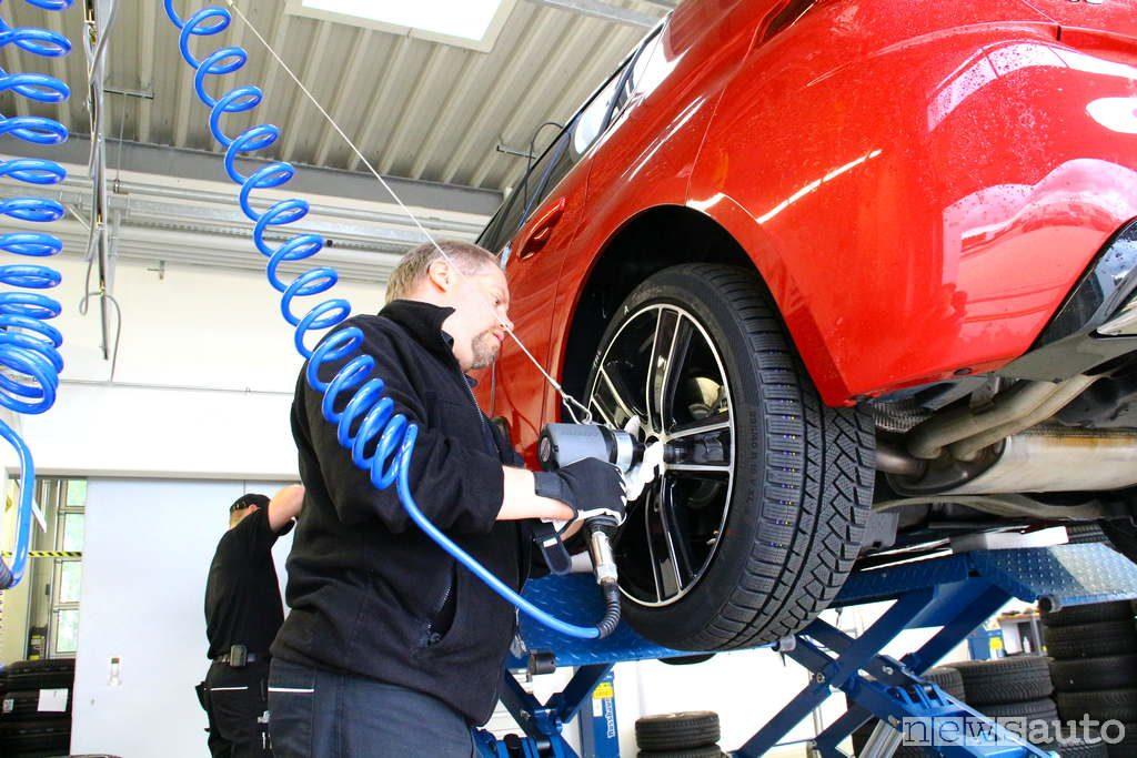 Montaggio pneumatici on line eBay