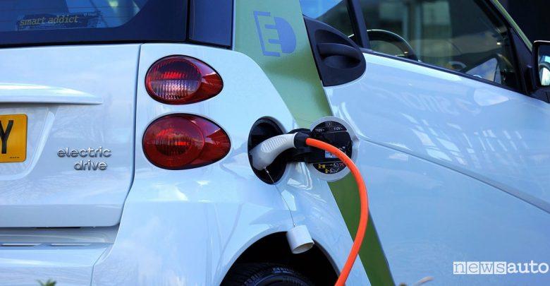 Strategia Energetica Nazionale auto elettriche