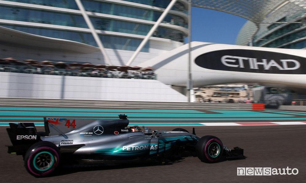 Orari Gp Abu Dhabi F1 2018