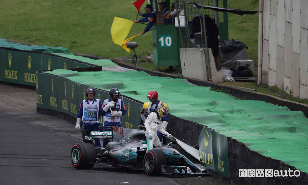 Qualifiche F1 Gp Brasile 2017