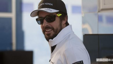 Fernando Alonso addio F1