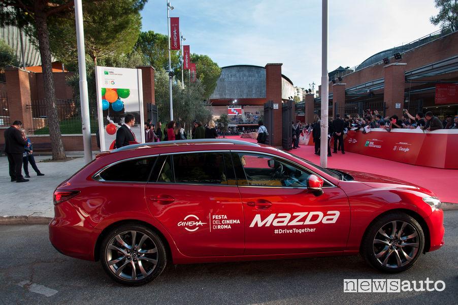 Festival del Cinema Roma 2017 Mazda