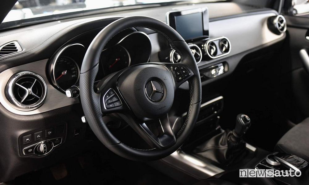 Mercedes-Benz Classe X prova