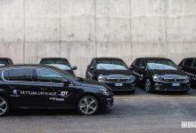 Peugeot e il tennis, Nuova 308 GT Line auto ufficiale FIT