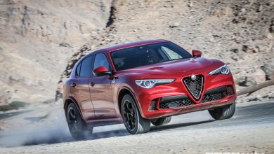 Photo of Alfa Romeo Stelvio Quadrifoglio