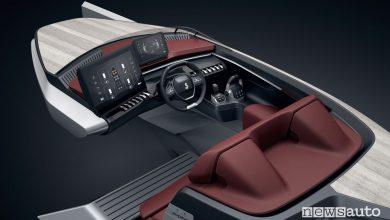Peugeot i-Cockpit Beneteau Sea Drive Concept