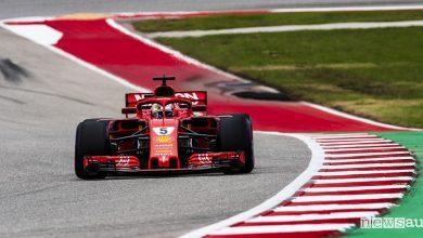 Calendario Formula 1 2018