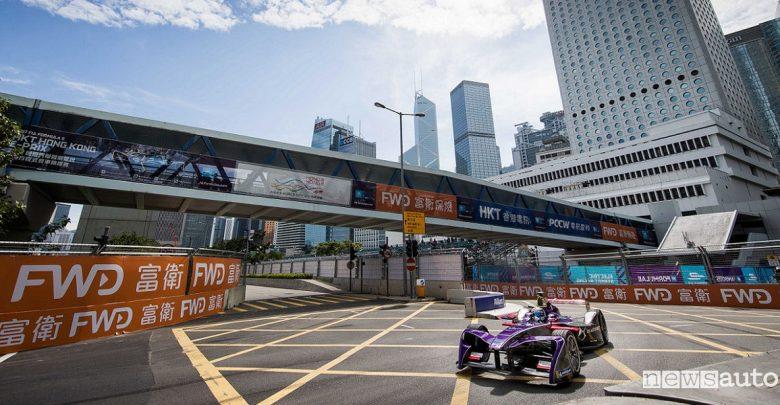 Classifiche Formula E 2017-2018