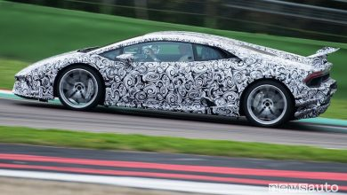 record Nurburgring Lamborghini
