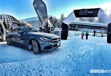 Mercedes 4Matic, calendario tour invernale 2018/19