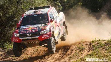 Dakar 2018 classifica 13^ tappa San-Juan-Cordoba Toyota