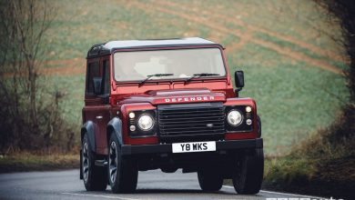 Photo of Land Rover Defender Works V8 da 405 CV