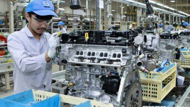 Motori Mazda Skyactiv nuovo impianto motori Thailandia
