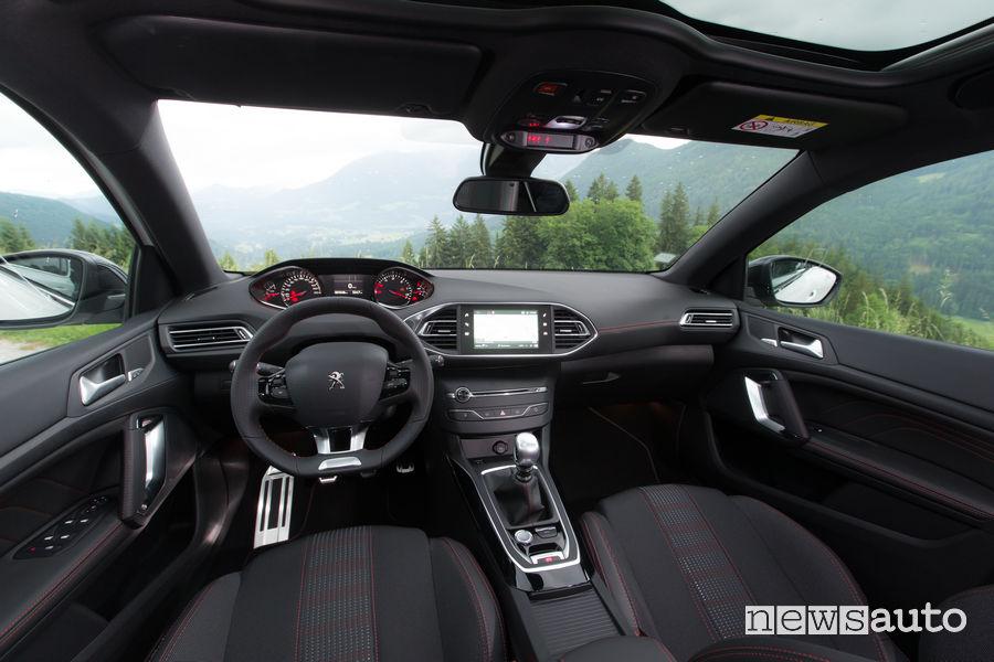 Peugeot Nuova 308 GT
