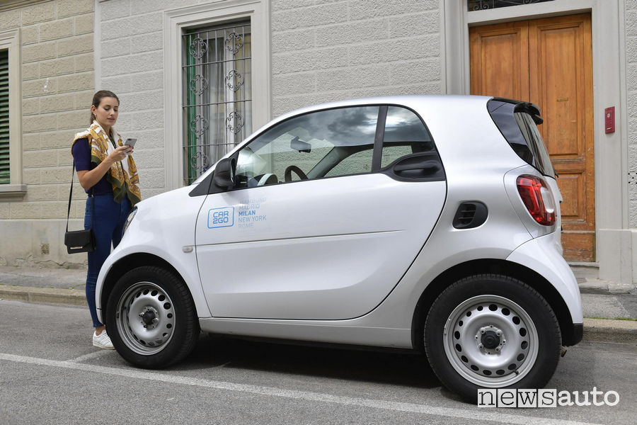 car2go car-sharing