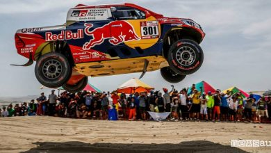 Dakar 2018 classifiche 1^ tappa