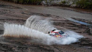 Dakar 2018 classifica 12^ tappa Toyota