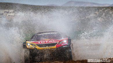 Dakar 2018 classifica 8^ tappa Uyuni-Tupiza Peugeot 3008DKR Maxi