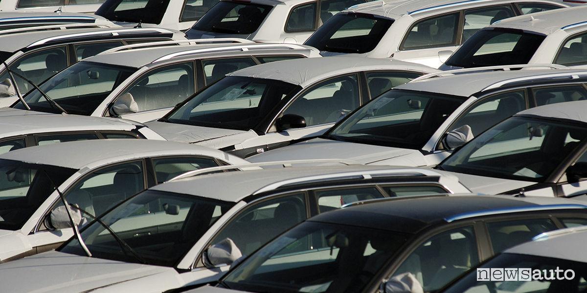 Vendite auto novembre 2018