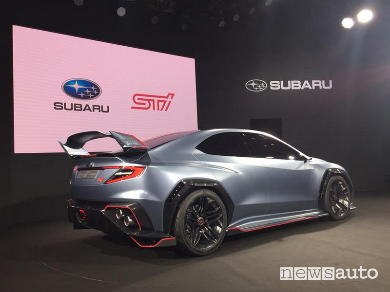Subaru VIZIV Performance STI Tokyo Auto Salon